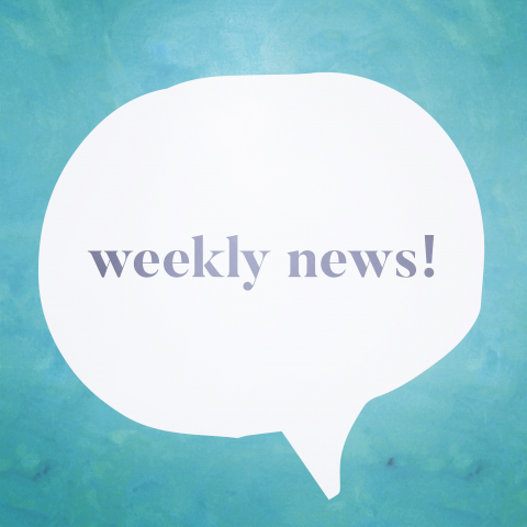 Stay informed via our weekly newsletter.